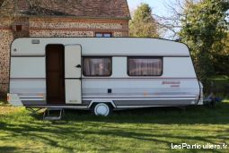 caravane 4 couchages vehicules caravanes camping car orne