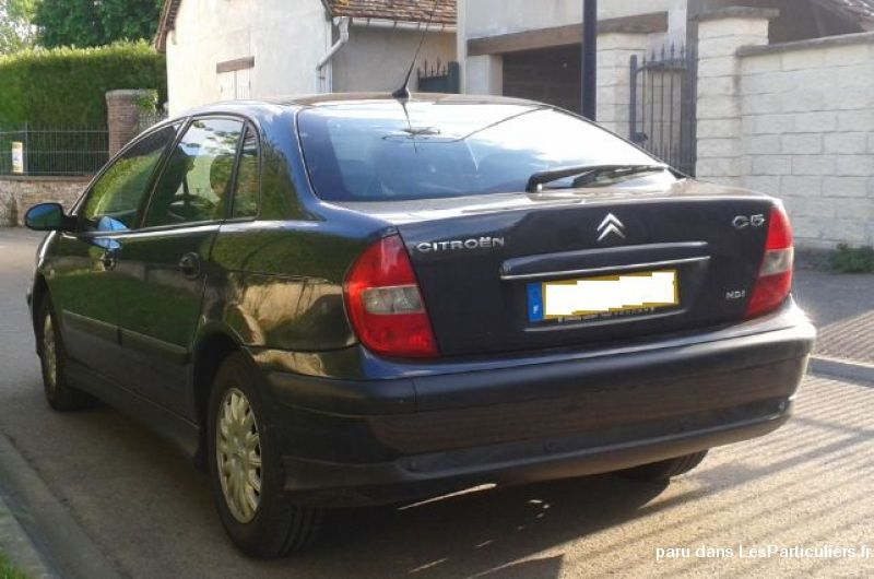 citroen c5 2.2hdi 138 ch vehicules voitures eure