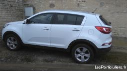 kia sportage crdi 136 active 2wd vehicules voitures charente