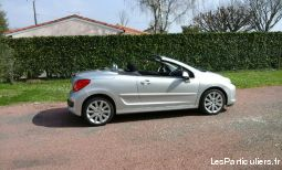peugeot 207 cc vehicules voitures charente