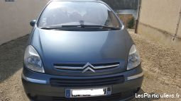 v�hicule xara picasso 1,6 hdi 110 de juin 2006 vehicules voitures yonne