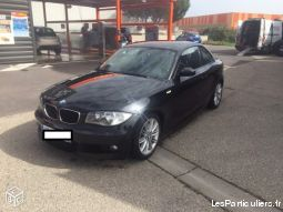 BMW 120d M Coupe Sport design