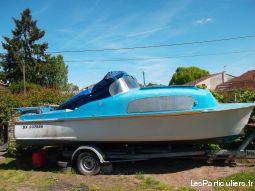 vedette vehicules bateaux gironde