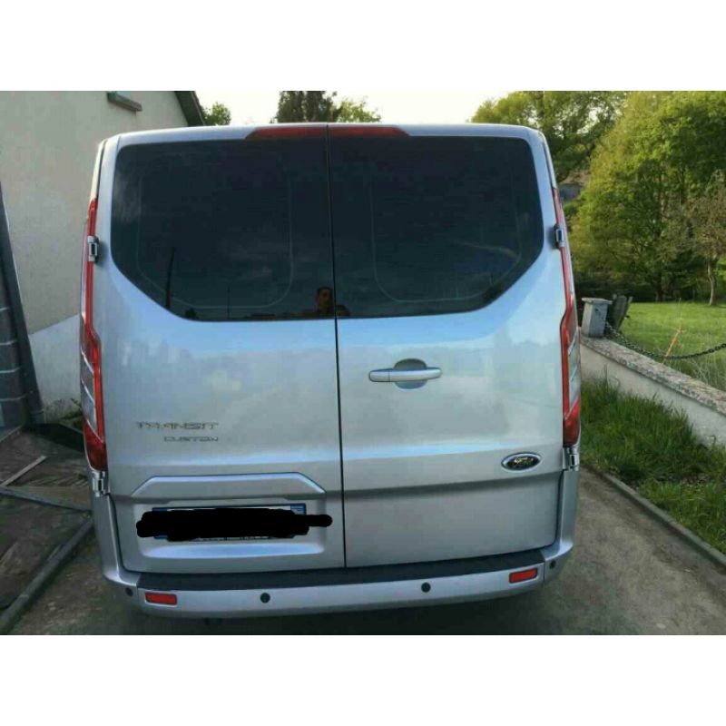 ford transit custom limited vehicules utilitaires ille-et-vilaine