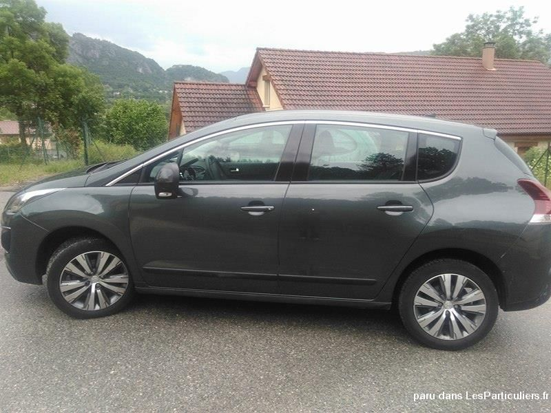 3008 peugeot vehicules voitures ain