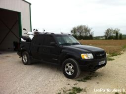 pick-up ford explorer sport trac vehicules voitures charente
