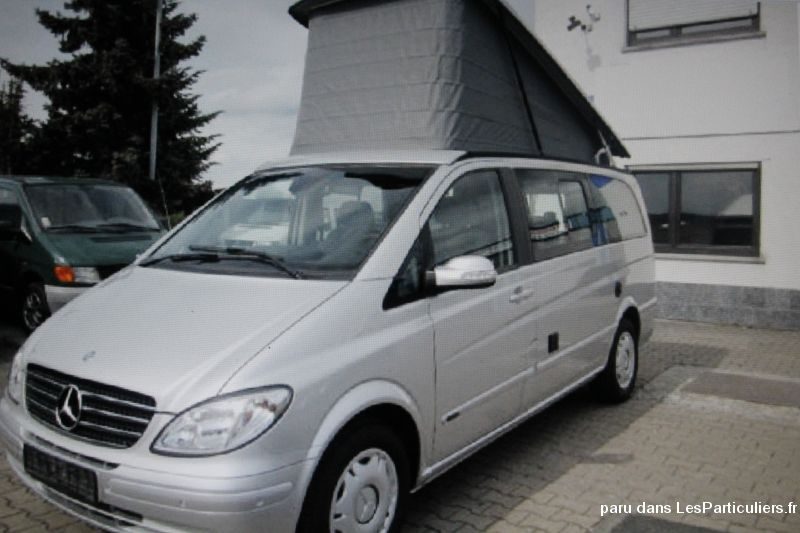 mercedes benz viano marco polo vehicules voitures h�rault