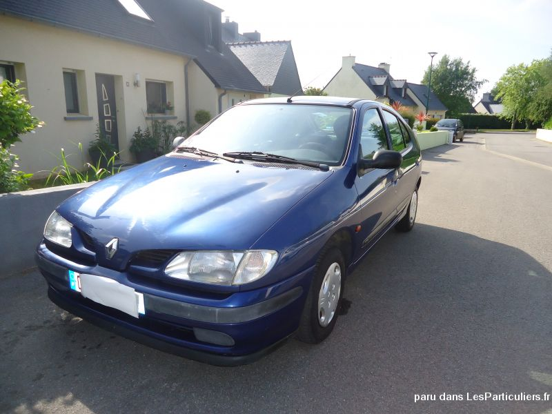 renault m�gane vehicules voitures finist�re