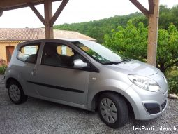 twingo ii 1,5 dci 65 expression vehicules voitures ard�che