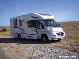 camping car chausson flash 718 eb finition welcome vehicules caravanes camping car var