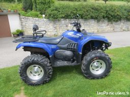 QUAD YAMAHA GRIZZLY 660 4X4