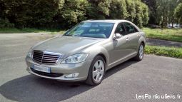 mercedes s 320 cdi vehicules voitures c�tes-d'armor