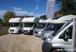camping cars et fourgons am�nag�s vehicules caravanes camping car seine-et-marne