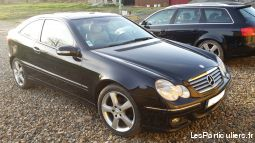 coup� mercedes c200 170 ch vehicules voitures mayenne