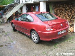 Voiture 406 coup�