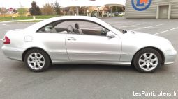 clk 270 cdi vehicules voitures marne