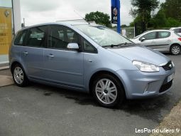 ford c max 1. 8 tdci 115cv ghia vehicules voitures cher