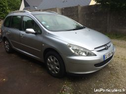 peugeot 307 sw 1.6 hdi 110 ch vehicules voitures c�tes-d'armor
