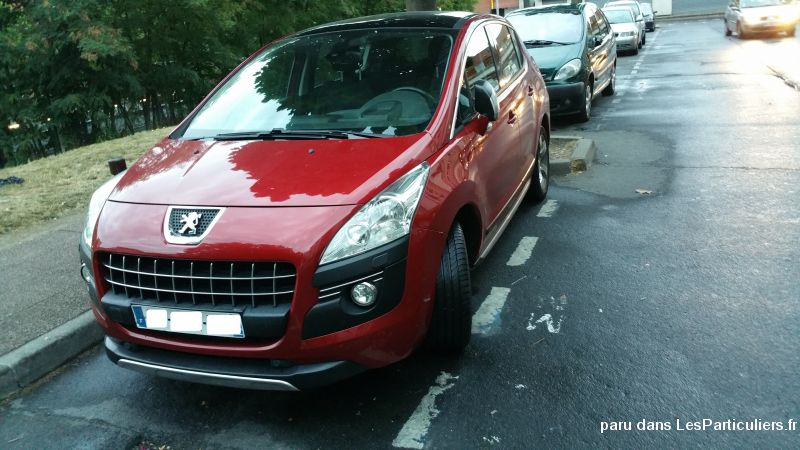 peugeot 3008 1,6 thp 150 premium pack vehicules voitures val-d'oise