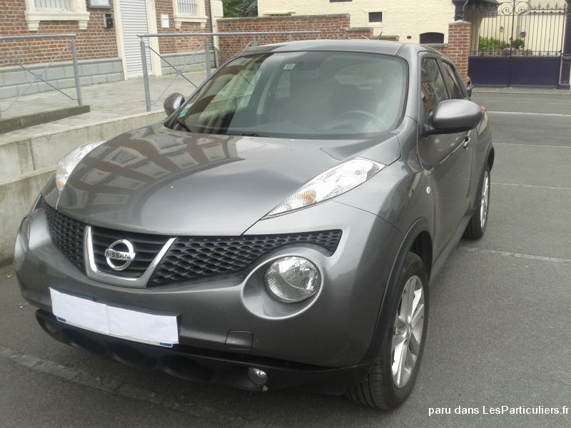nissan juke vehicules voitures nord