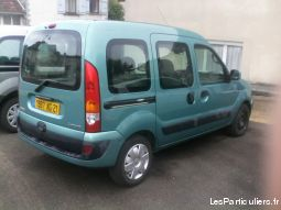kangoo privil�ge 1,5 dci ann�e 2004, 207000 km vehicules voitures c�te-d'or