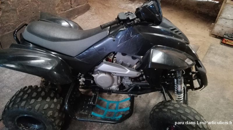 quad massai demon 460 evo dinli vehicules motos bas-rhin