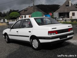 peugeot 405 grd vehicules voitures corrèze