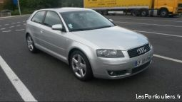 AUDI A3 TDI 2L 140CV Ambition Luxe