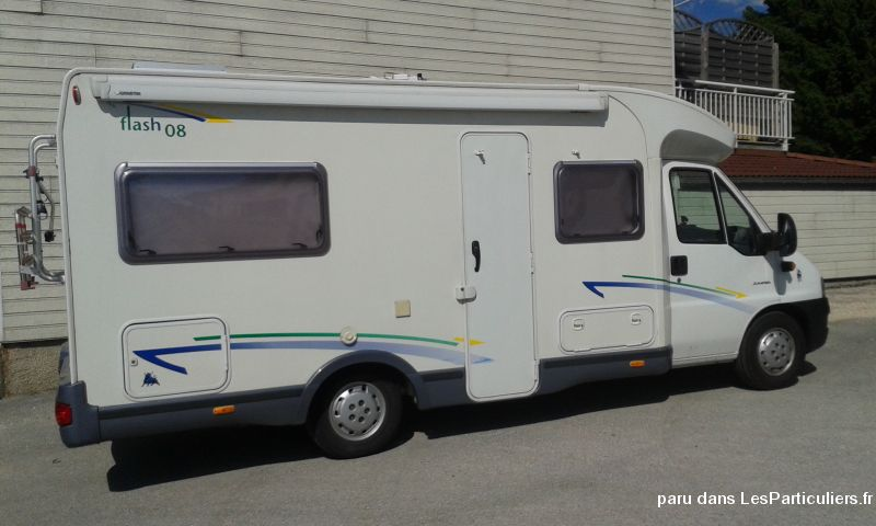 camping car chausson vehicules caravanes camping car doubs