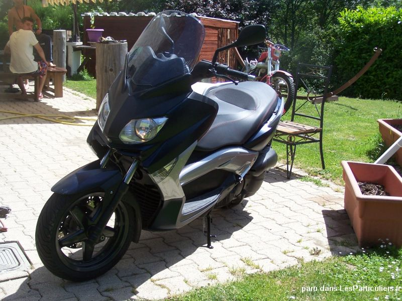 125 x max yamaha vehicules motos is�re