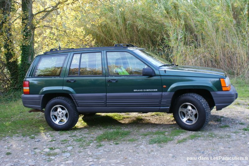 jeep grand cherokee vehicules voitures vaucluse