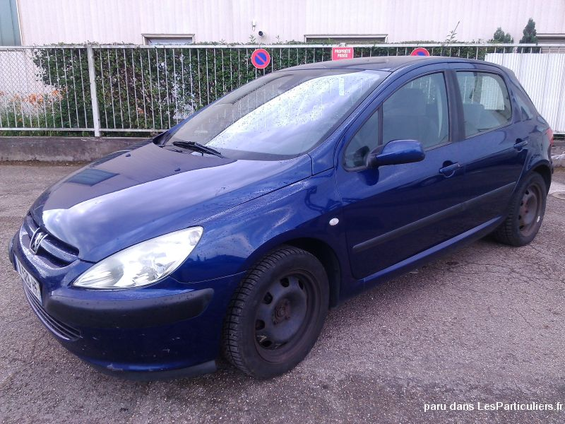 307 hdi bon �tat g�n�ral vehicules voitures moselle