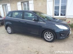 grand c-max trend powershift vehicules voitures aisne