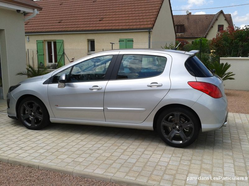 peugeot 308 gti phase 2 vehicules voitures allier