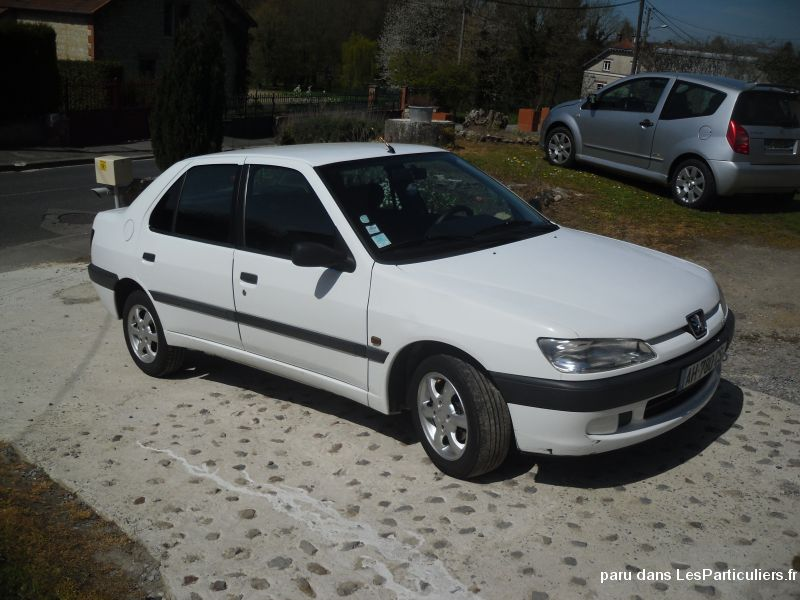 peugeot 306 vehicules voitures oise