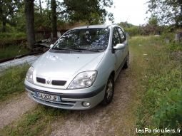 scenic 1.9 dci vehicules voitures landes