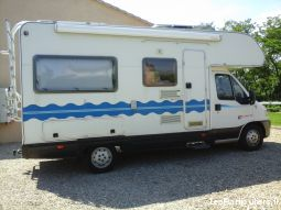 camping car cario 10 fiat vehicules caravanes camping car is�re