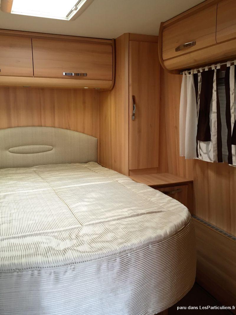le voyageur mercedes lit central vehicules haute garonne. Black Bedroom Furniture Sets. Home Design Ideas