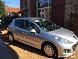 peugeot 207 vehicules voitures creuse