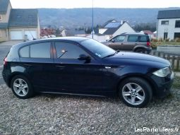 Bmw Serie1 120d 163 dpf luxe 5p