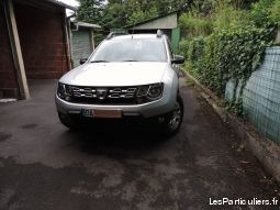 duster 4*4 serie 2 19000kms  vehicules voitures ardennes