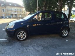 toyota yaris wanadoo faible kilom�trage 1�re main vehicules voitures hautes-pyr�n�es