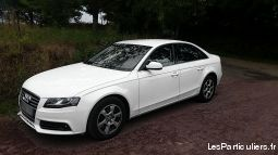 audi a4 2.0 tdi 120ch dpf ambiente vehicules voitures morbihan