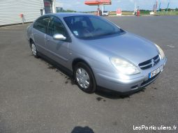 citroen c5 hdi 110  vehicules voitures somme