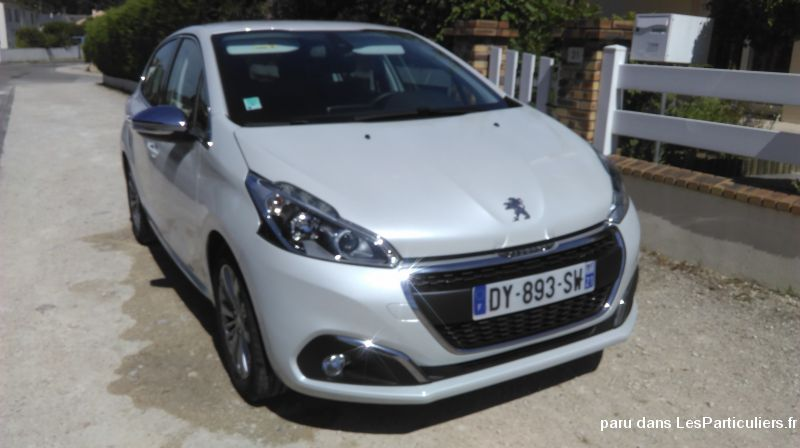 peugeot  new 208 allure 5ptes 1,6l blue hdi 100 vehicules voitures côte-d'or
