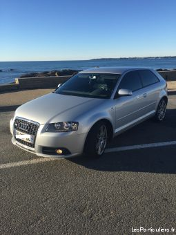 audi a3 s-line 77000km vehicules voitures finist�re
