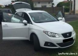 seat ibiza style copa vehicules voitures deux-s�vres