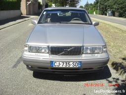 volvo 960 exceptionnelle vehicules voitures vaucluse