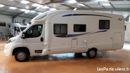 camping car profil� vehicules caravanes camping car seine-et-marne
