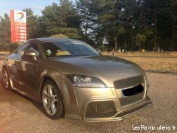 audi tt 2l tfsi vehicules voitures finist�re